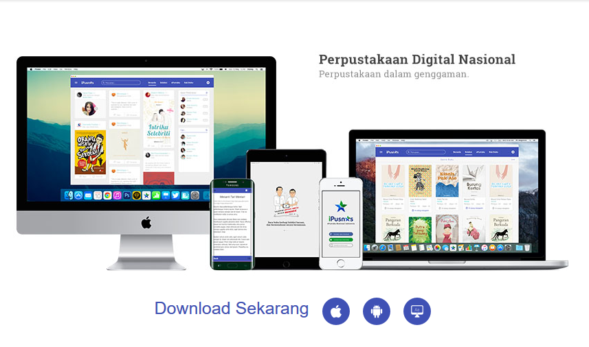 perpustakaan digital nasional rs cicendo