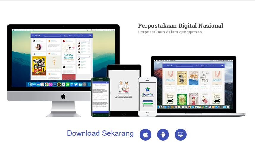 perpustakaan digital nasional rs cicendo